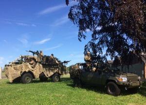 photo Belgian Army