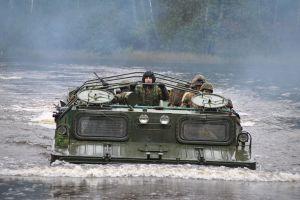 En 2015, l'armée belge était déjà en Lituanie pour le même exercice (photo Défense belge)