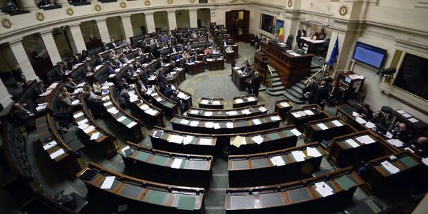 La premi re loi de programmation militaire de l histoire belge a t d pos e la chambre l - Chambre des notaires belgique ...