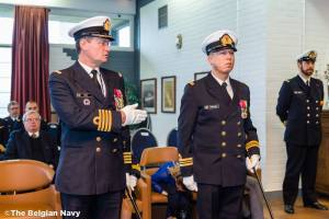 photo Belgian Navy