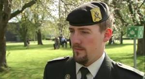 Le sergent Paul-Henri témoigne sur BX1 (capture d'écran BX1)